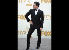 Jon Hamm Poses, Dances At The Emmys (PHOTOS) #jonhamm