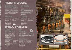 Company profile interior page