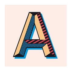 36 days of type by Mr.Zyan on Behance #type #tipography #letters #lettering