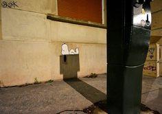 oakoak #snoopy #timing #shadow