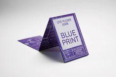 ute ploier s/s 2009: blueprint #print