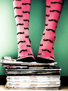 Sara Lindholm #socks #legs #moustache