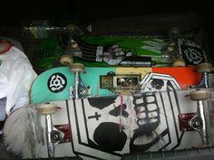 HEXAGON skateplaza (NV) #skateboard #hexagon plaza #skull