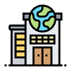 See more icon inspiration related to place, global, workplace, reporter, architecture, news, working, buildings, building, office and work on Flaticon.