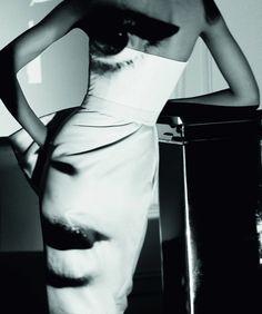 Nadja Bender for Dior Magazine