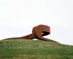 Giant Circular Stair by NEXT Architects -  #art, #outdoor,   #architecture,   #landscaping,