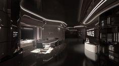 External Design Inspiration – Great Futuristic Renderings By Tarik Keskin | Cromoart #renderings #light #architecture #interiors