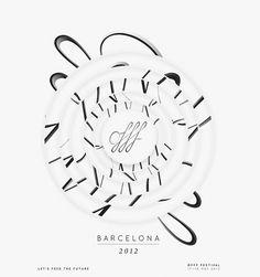 Neil Watson | Typojungle #festival #promo #offf #poster #type #rendering