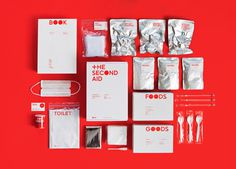 The Second Aid #packaging #disaster #care #emergency