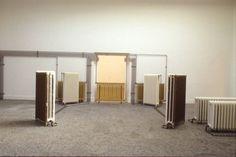 Michael Asher, Kunsthalle Bern 1992 via void