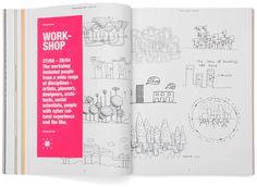 Livable Cities - Philips Design Probes #layout #graphic design #pink #design #workshop