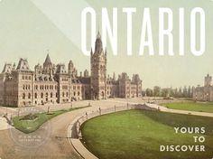 blog Â« matmacquarrie.ca #canada #postcard #ontario #vintage