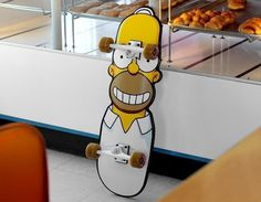 Homer Cruzer by Santa Cruz Skateboards