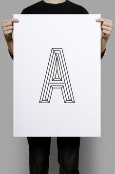 Hello Typeface by Polygon Studio. #typography