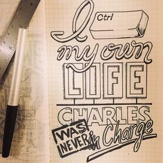 Final& Kid cudi& #TakeCharge #sketch #type #RandomLyrics #doodle #hiphop