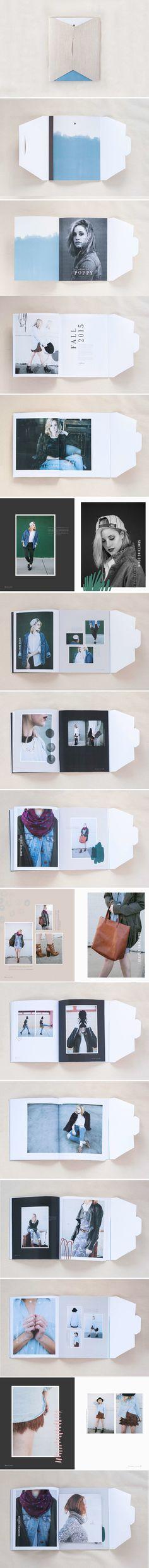 House of Poppy | Catalogue on Behance