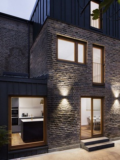 Victorian Brick House Transformed from Dark and Cluttered into Light and Spacious 16