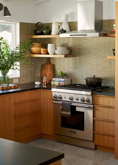 kitchen, Mark Ashby Design and Rick +Cindy Black Architects