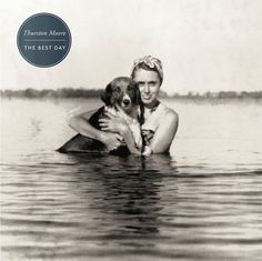 thurston moore - the best day #woman #moore #photo #best #the #cover #thurston #lp #sea #day #art #cd #dog