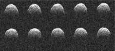 NASA – Asteroid 1999 RQ36