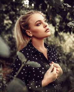 Marvelous Beauty Female Portrait Photography by Jonas Jaeschke