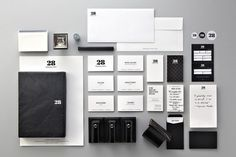 28 Visual Identity #identity #stationery