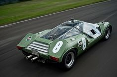 Blenheim Cars : Marcos Mantis XP | the Blenheim Gang #automobile #racing #car #mantis