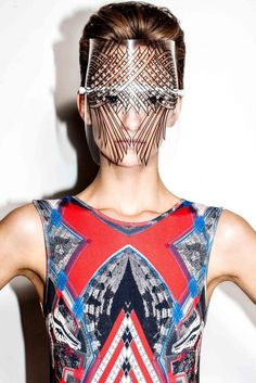 Yosef Peretz spring/summer 2013 #fashion #design
