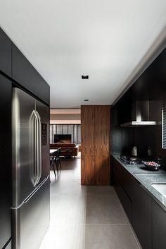 Aspen Apartment in Porto Alegre by Ambidestro Arquitetura 7