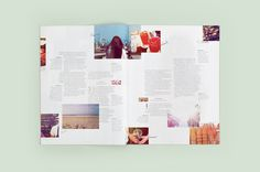 Lotta Nieminen — SI Special #print #layout #magazine
