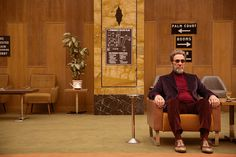 The Grand Budapest Hotel #set