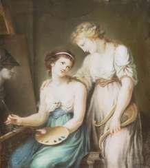 BAADER (VERH. Shadow Hofer), AMALIA 1763 Erding - around 1840, München