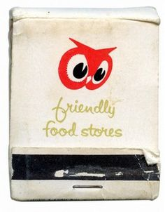 MR. MULE's TYPOGRAPHIC SHOWROOM AND EMPORIUM #match #owl #cover #matchbook #logo