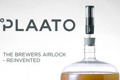 Plaato: For Beer Brewers - IPPINKA This product gives you an entire breakdown of what's going on with your beer without you even opening