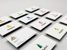 Baby Best | Identity Designed #branding #child #brand #logo #cards