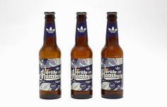 Adidas Limited Edition Beer by Lucas jubb