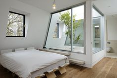 Room No Roof - Extension of a 1950s Residential Building in West London 10