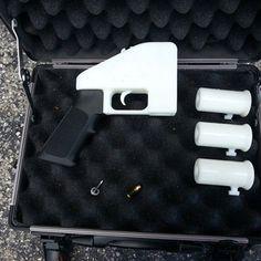 German police test 3D-printed gun #gun #print #3d