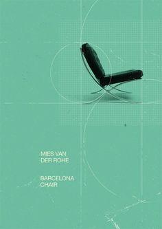 Marius Roosendaal—MSCED '11 #minimal #vintage #poster