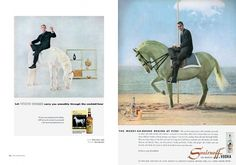 Mid-Century Ads: Advertising from the Mad Men Era. TASCHEN Books #ads #horse #familiar #men #vintage #mad