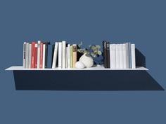 Metal wall shelf LYN by Müller Small Living_4