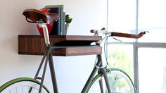 Knife #mount #shelf #bicycle