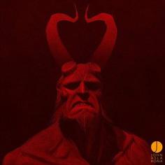 Hellboy by John Aslarona