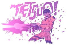 FFFFOUND! | MISTERHIPP: TETSUOOO!!! #illustration