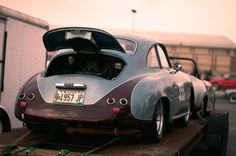 automotivated:356 Racer (by Spencer P Photos) #car #race