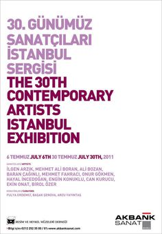 30th Contemporary Artists' Istanbul Exhibition #contemporary #30th #exhibition #istanbul #artists