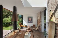 Transformation and Expansion of a Railway House