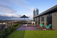 Claremont Penthouse by Bird de la Coeur Architects 3