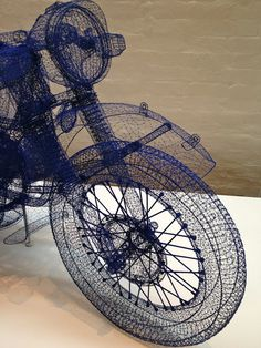 IMG_0772 #thread #polygons #motorcycle
