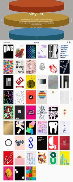 Nifty—50 by Socio Design #web #website